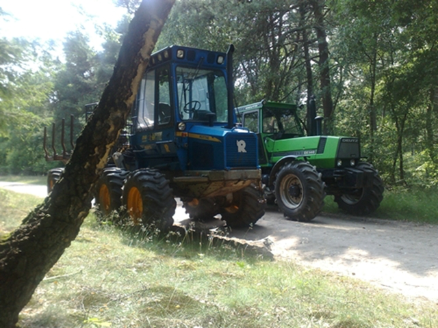 Forwarder Harvester  5